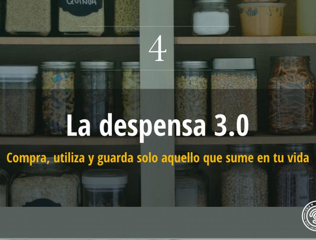 Ponencia CómoComo Fest: Despensa 3.0