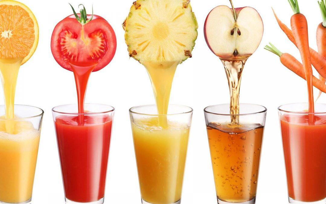 ¿Por qué no son saludables los zumos?