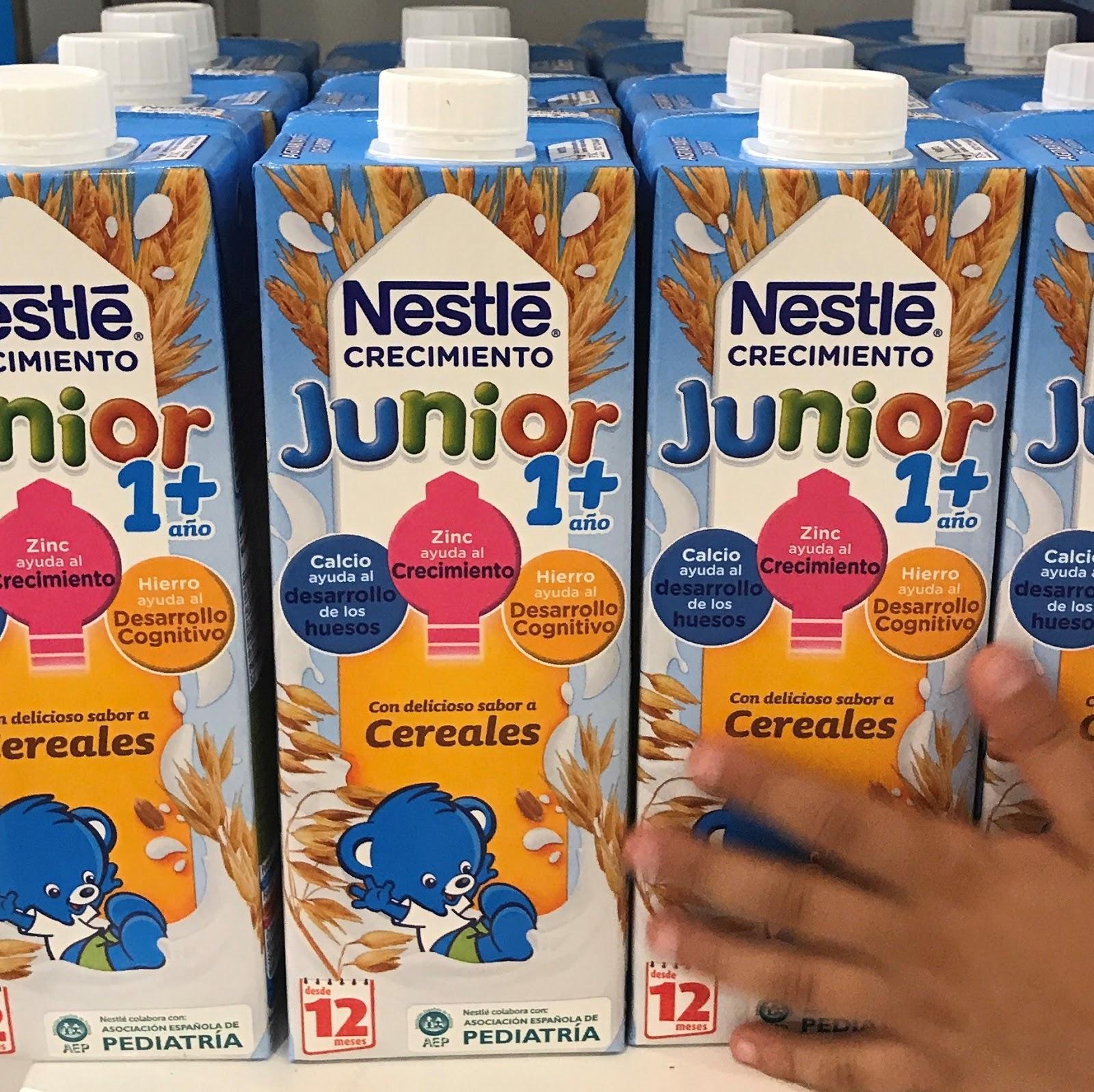 ¿Por qué no son buena opción las leches de crecimiento?