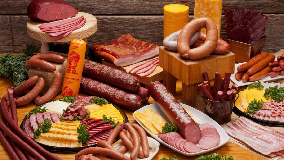 Las peores carnes procesadas para niños